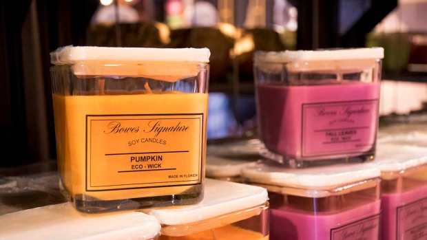 Bowes Candles