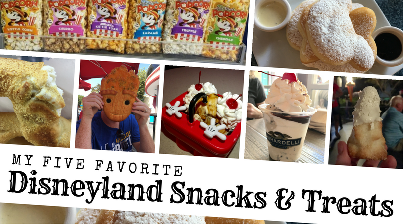 Disneyland Snacks & Treats