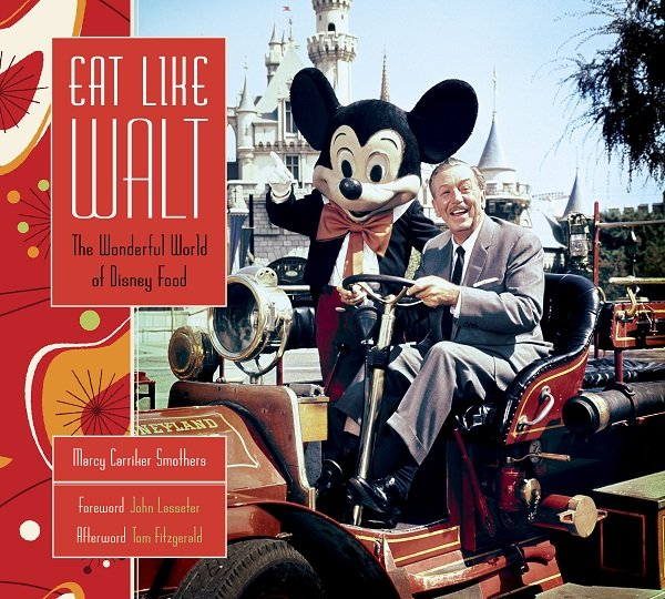 Eat Like Walt Cover
