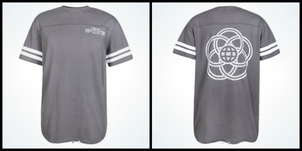 Epcot35 Jersey Tee Collage