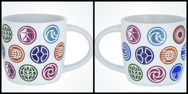 Epcot35 Mug Collage