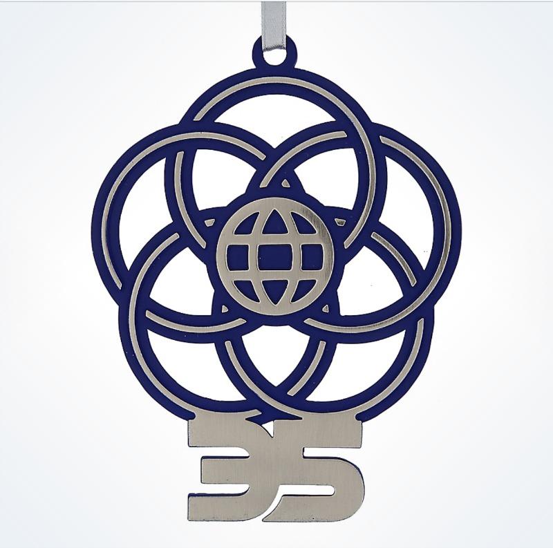 Epcot35 Ornament