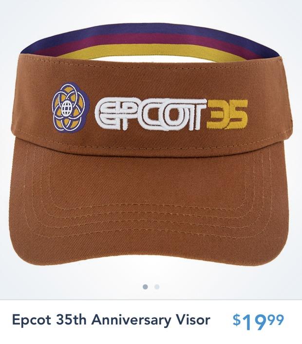 Epcot35 Visor