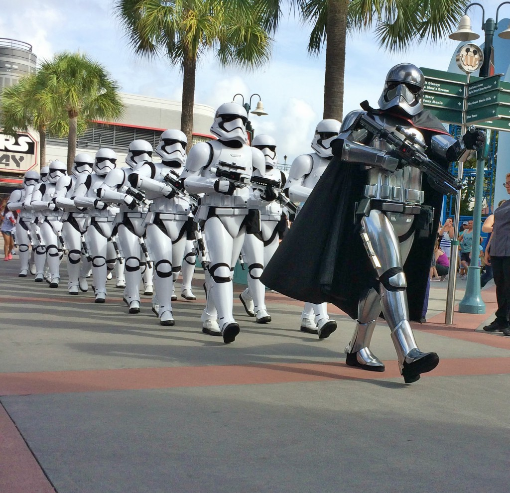 March of First Order