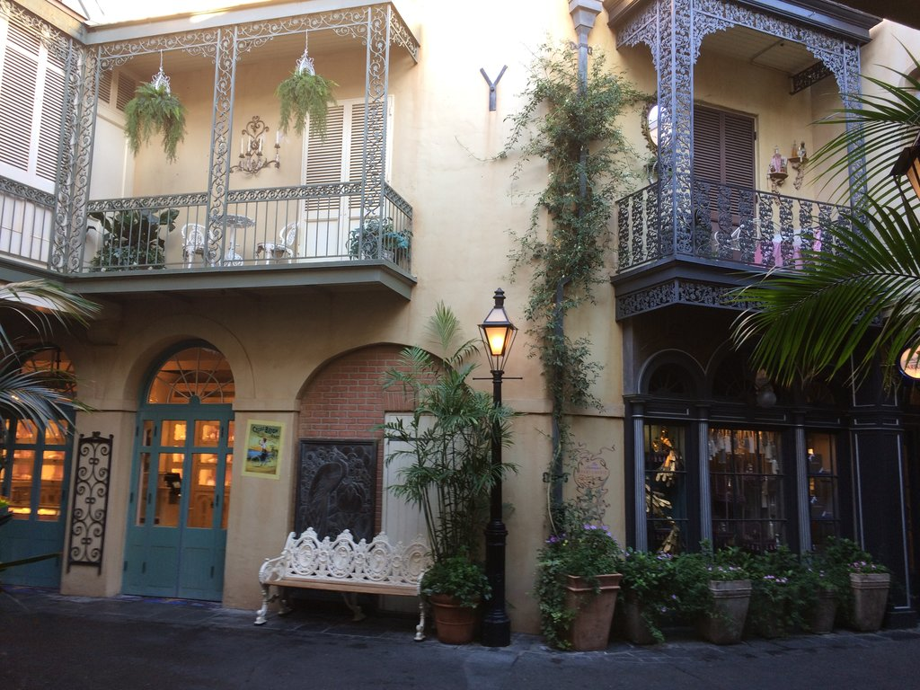 New Orleans Square 2
