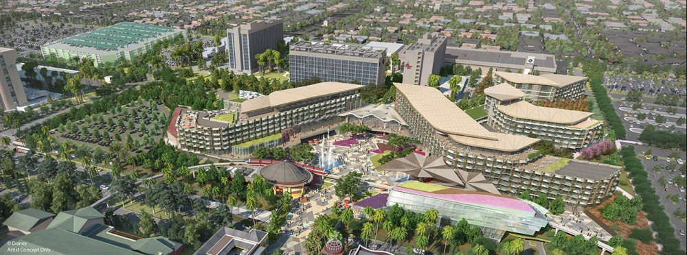 Disneyland Resort Puts Plans for New Luxury Hotel on Indefinite Hold