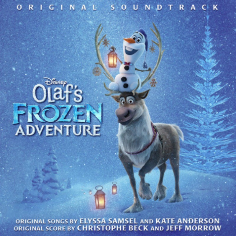 Olaf's Frozen Adventure Soundtrack