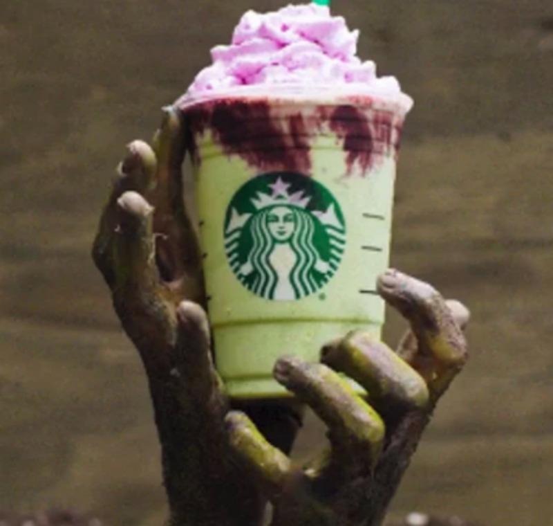 Zombie Frappucino