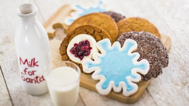 Assort Holiday Cookies