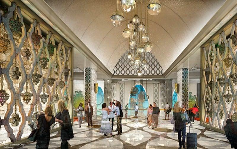New Concept Art Of Re Imagined Disney S Coronado Springs
