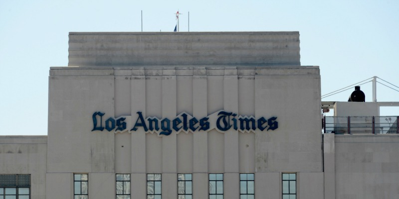 Los Angeles Times Bldg