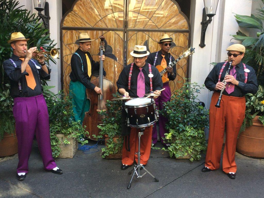 Royal Street Bachelors
