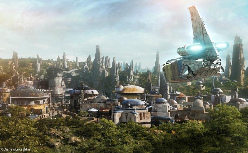 BREAKING: New Details Released on Planet Batuu Inside Star ...