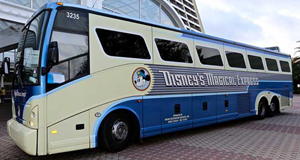 Disney's Magical Express Will Now Pick Up Guests Four Hours Before Their Flight