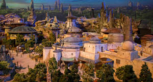 Blueprints for Star Wars: Galaxy's Edge Show More Details