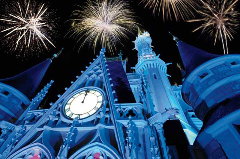 Ring in 2018 With Disney as They Live Stream New Year's ...