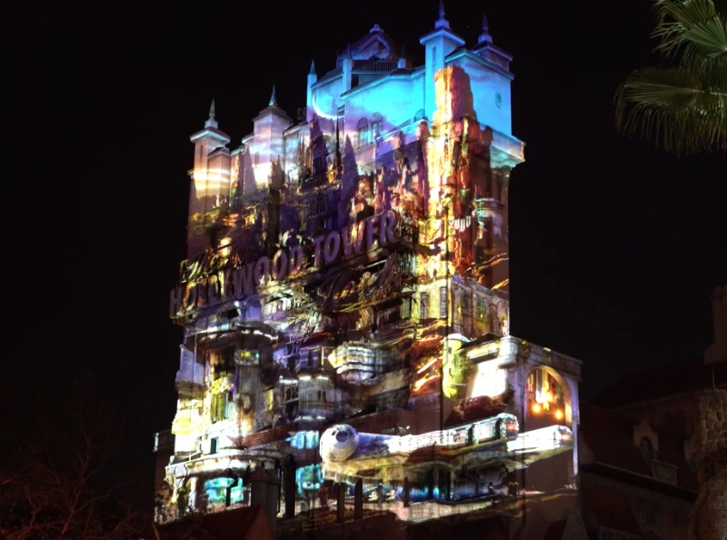 Batuu Projection on HTH