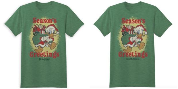 Donald Seasons Greetings Collage