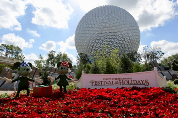 Epcot International Festival Of The Holidays At Walt