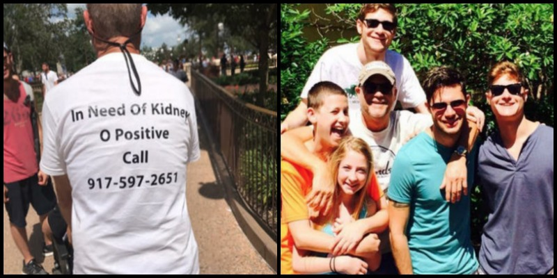 Kidney Donor Collage