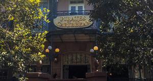 Disneyland's Blue Bayou Restaurant Versus Disney World's San Angel Inn