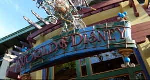 Changes Coming to World of Disney