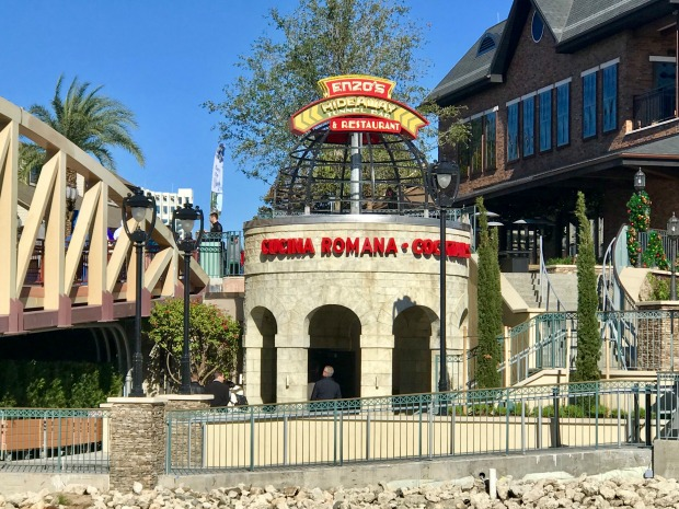 Enzos Hideaway Tunnel Bar Menu Review Disney Springs