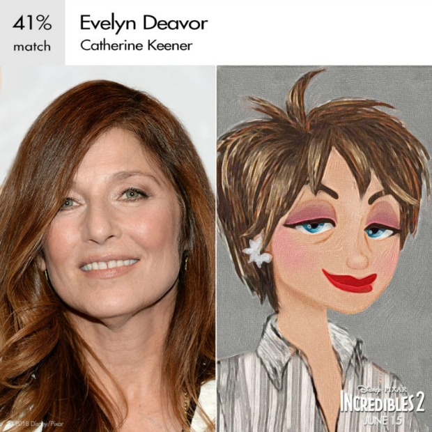 Evelyn Deavor