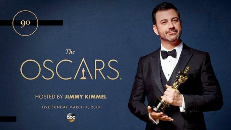Jimmy Kimmel 2018 Oscars