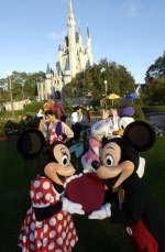 Romantic Ideas at Walt Disney World