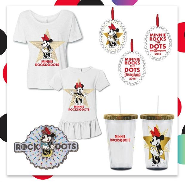 RocktheDots Cups Pins Orn
