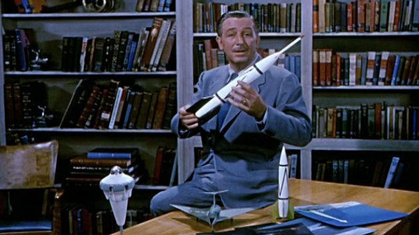 Walt Disney Man in Space