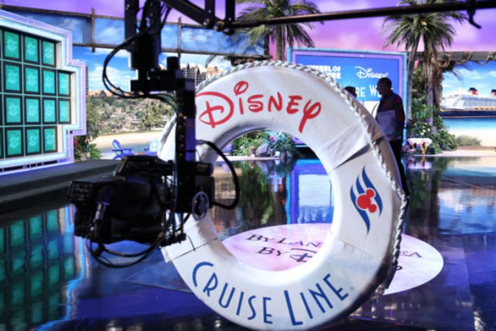 Wheel Of Fortune Theme Week Celebrates Disney Vacations