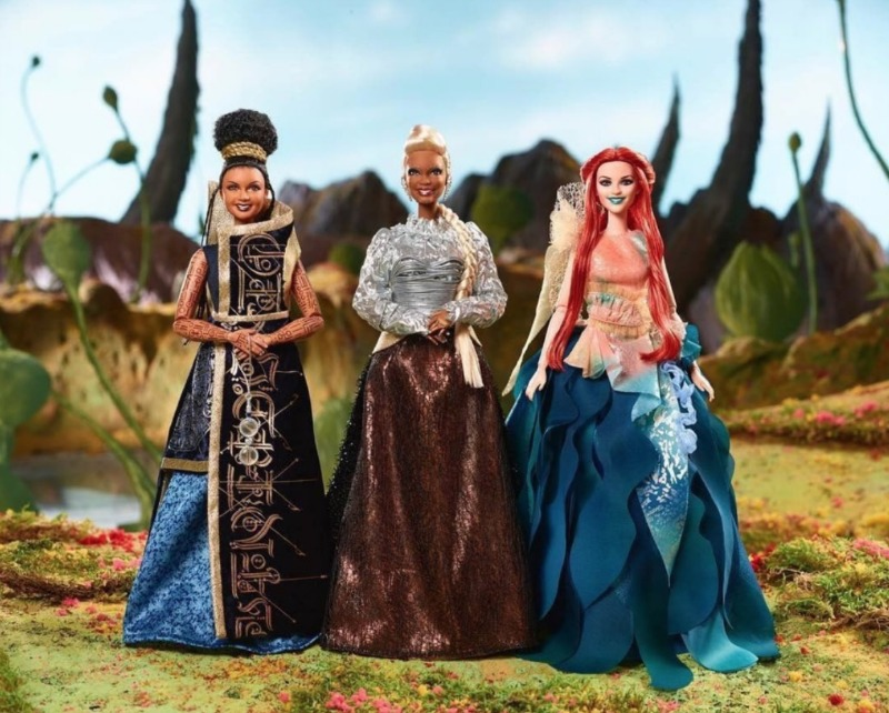 Wrinkle In Time Dolls