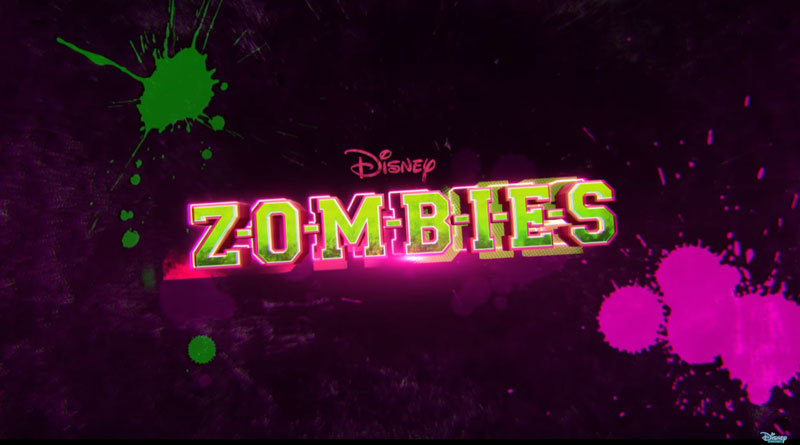 Disney Cruise To Hawaii >> Disney Channel's High School 'Z-O-M-B-I-E-S' Musical Releases Trailer, Premiere Date