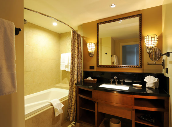 Disney's Aulani Resort Bathroom