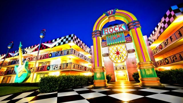 Passholder Walt Disney World Room Rates