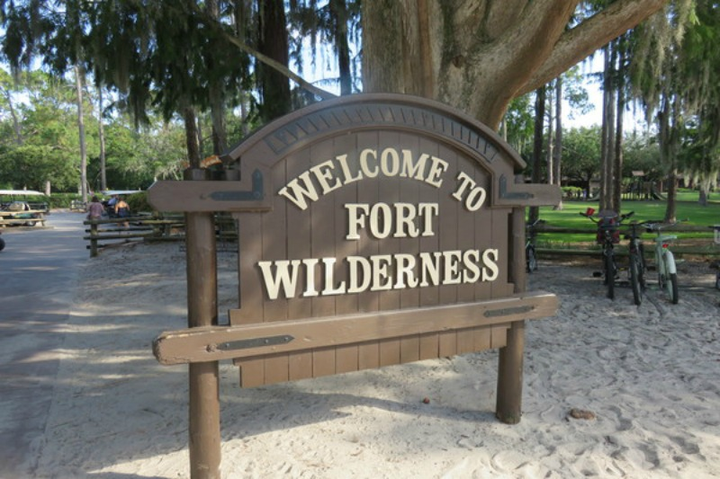 Fort Wilderness Welcome