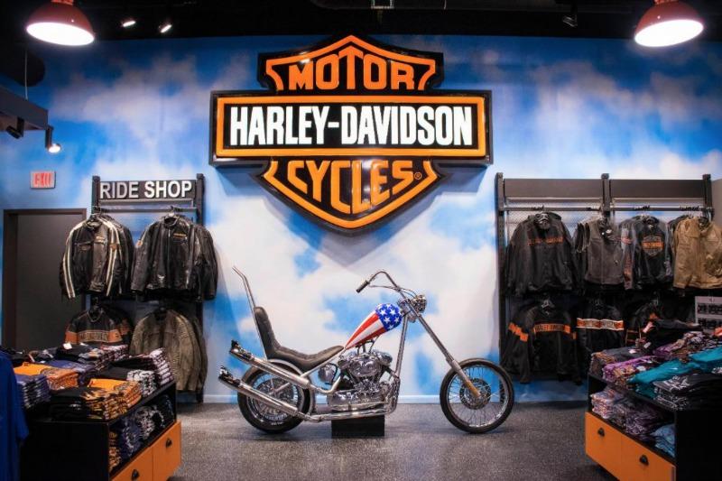 Harley Davidson Store