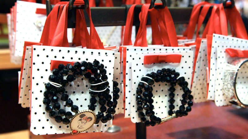 Jewelry packaging Dots