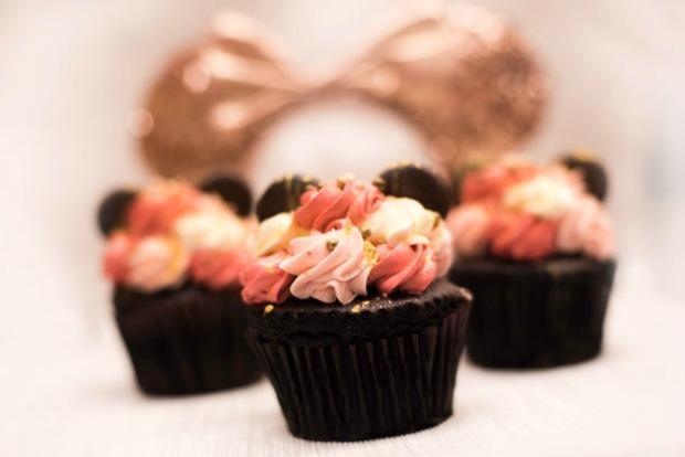 Rose Gold OKW SS Cupcake
