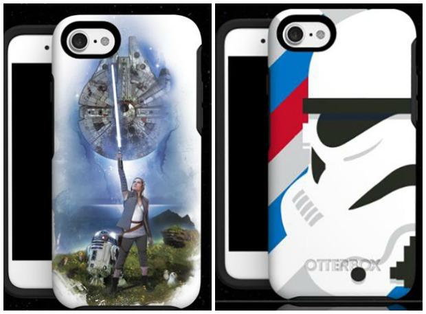 Star Wars OtterBox Collage
