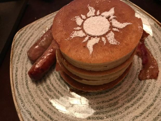 Tangled Pancakes