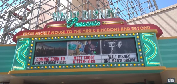 Walt-Disney-Presents-signage