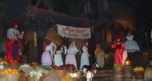 Last Call for the Current Redhead Scene on Pirates of the Caribbean This Sunday