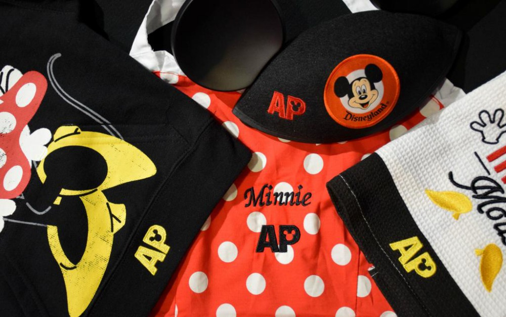 Disneyland Passholders Can Now Add the AP Logo to Mickey Ears and More