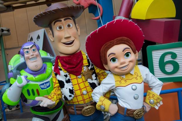 Buzz Woody Jessie