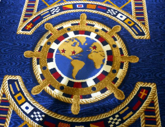Cruise carpets