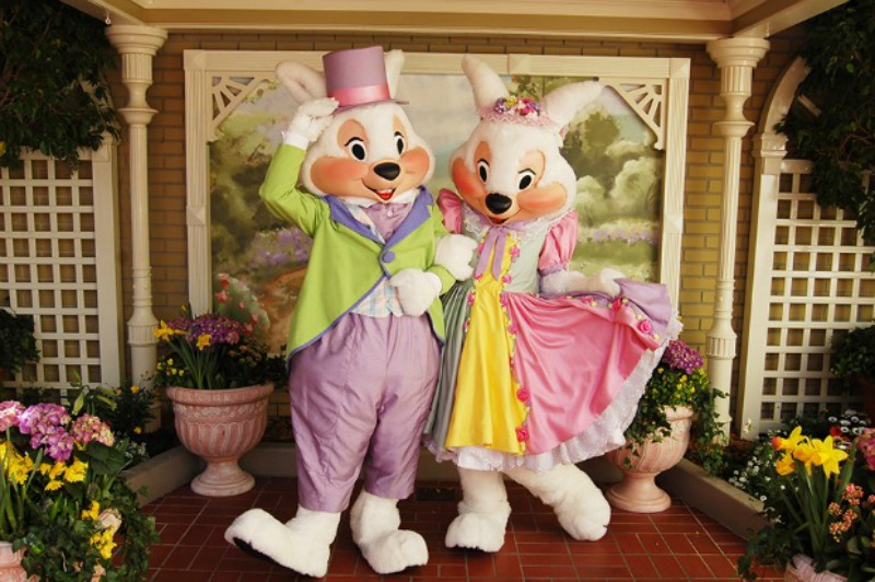 Easter Entertainment Coming To Magic Kingdom Beginning