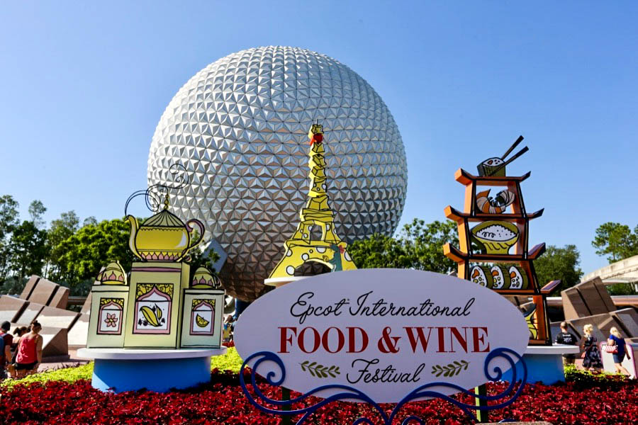 Food And Wine Epcot  Dates